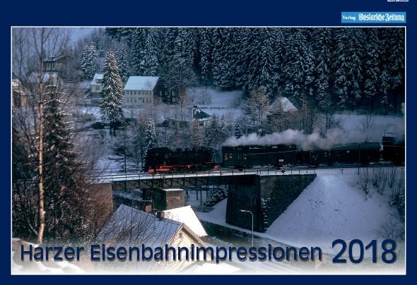 Eisenbahnkalender 2018