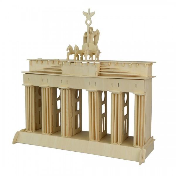 Holzbausatz Brandenburger Tor