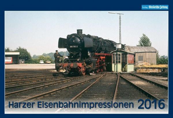 Eisenbahnkalender 2016