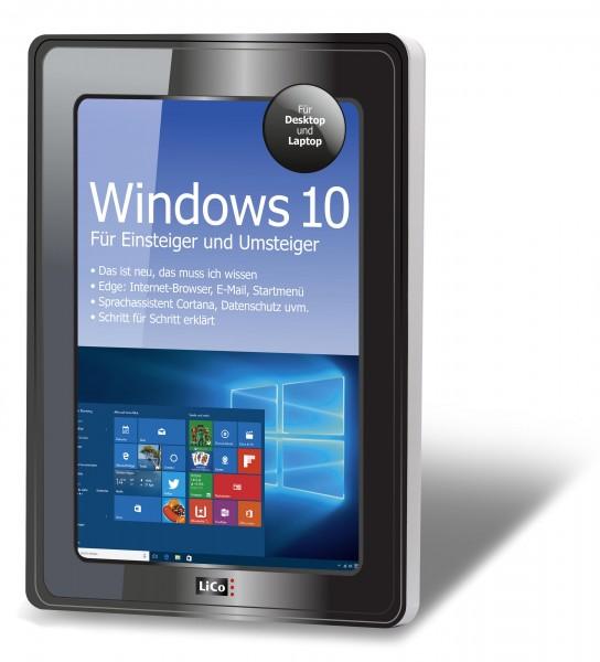 Windows 10 - Für Einsteiger und Umsteiger