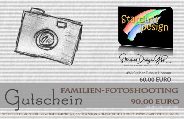 Gutschein #wirbleibenzuhaus | family