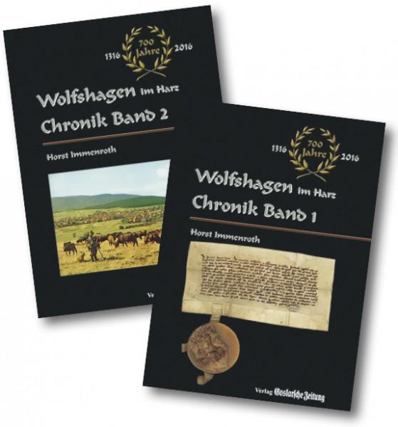Wolfshagen im Harz - Chronik
