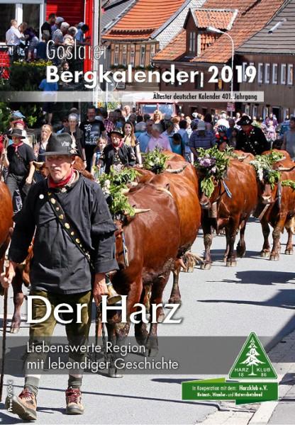 Bergkalender 2019