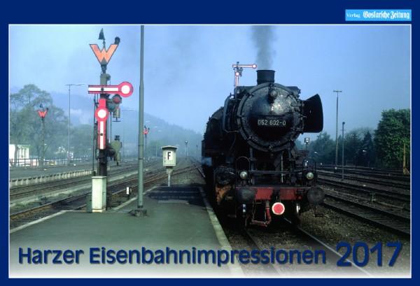 Eisenbahnkalender 2017