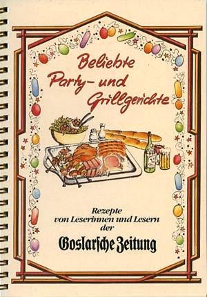 Beliebte Party- und Grillgerichte