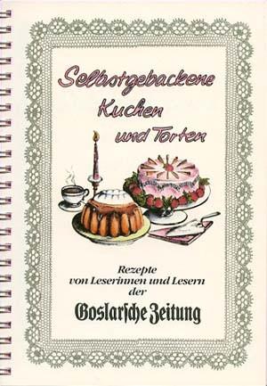 Selbstgebackene Kuchen und Torten