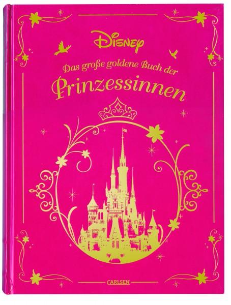 Das große goldene Buch der Prinzessinnen - Disney