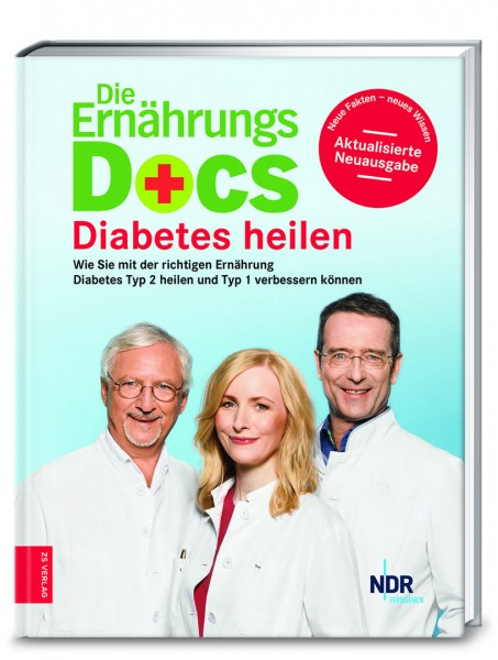 Die Ernährungs-Docs Diabetes heilen