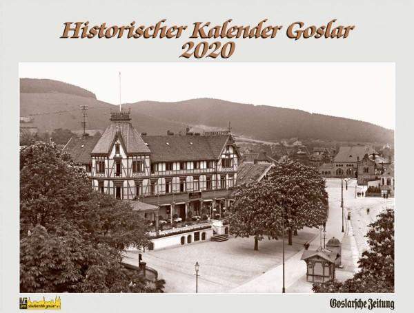 Historischer Kalender 2020